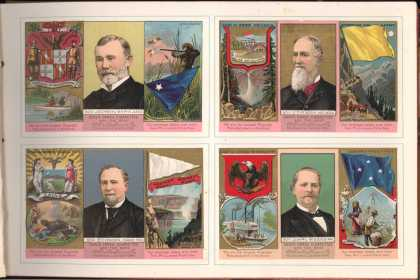 W. Duke Sons & Co. – Governors, Coats of Arms – Image 14 (1888)