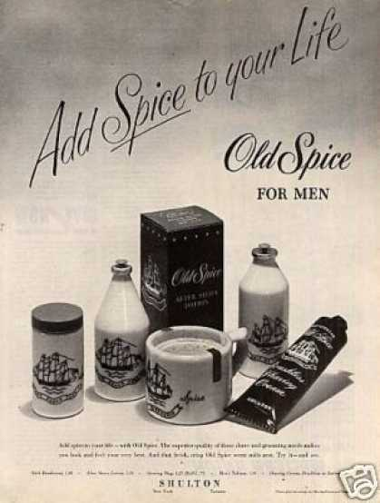 Old Spice (1953)