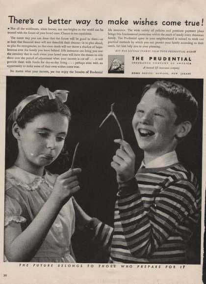 The Prudential Life Insurance (1944)