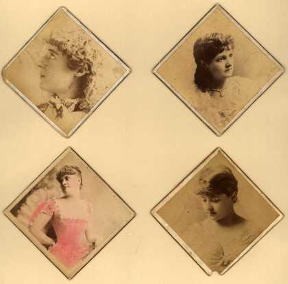 W. Duke Sons & Co.'s Preferred Stock – Actresses – Image 8