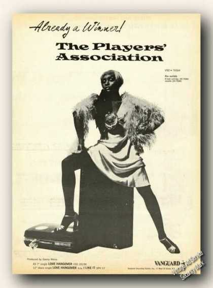 The Players' Association Collectible Promo (1977)