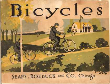 Sears, Roebuck & Co.'s Bicycles, Parts – Bicycles
