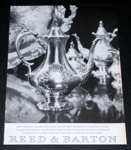 Reed & Barton, Sterling Silver (1964)