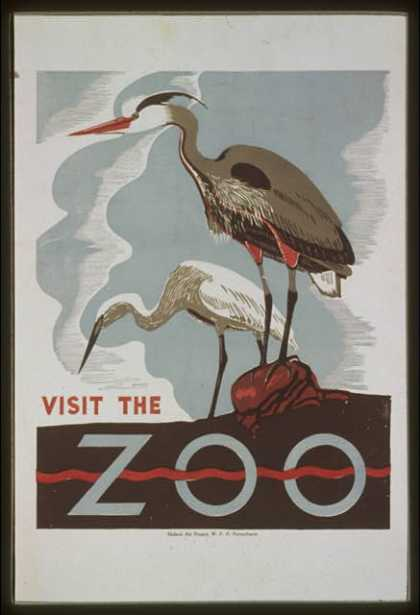 Visit the zoo. (1936)