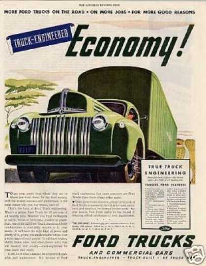 Ford Truck (1945)