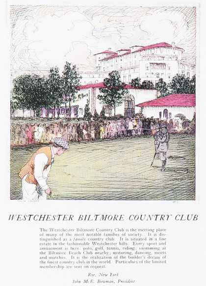 Westchester Biltmore Country Club