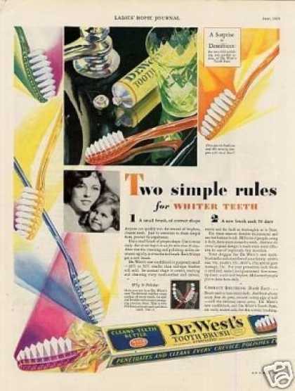 Dr. West's Tooth Brush (1929)