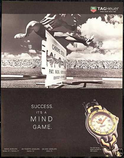Field & Track Hurdles Tag-Heuer TagHeuer Watch (1996)