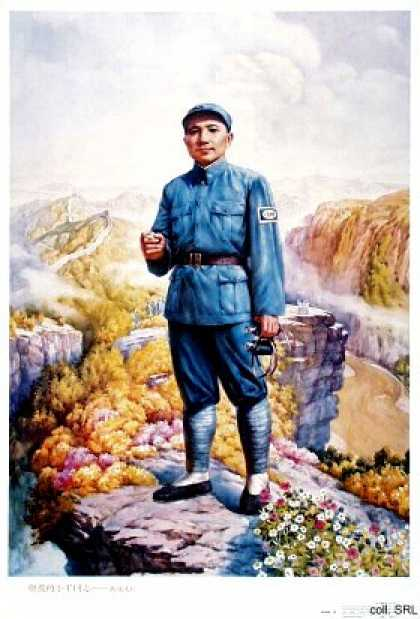 Beloved comrade Xiaoping – Fighting successively in the Taihang Mountains