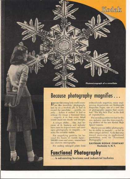 Functional Photpgraph (1948)