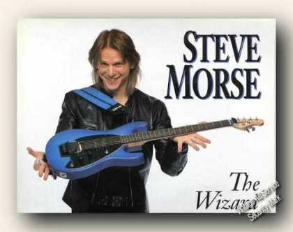 Steve Morse Picture the Wizard Ad Music (1989)