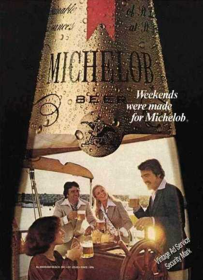 Weekends Were Made for Michelob Beer (1978)