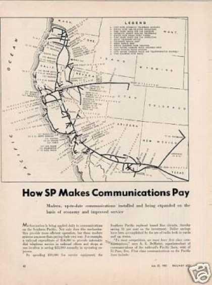 """""""How Sp Makes Communications Pay"""" Article (1955)"""