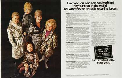 Time Tation Fake Fur – Mary Tyler Moore